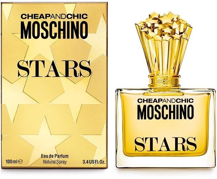 moschino cheap and chic - stars