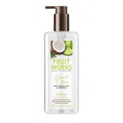 GRACE COLE_Fruit Works Hand Wash mydło do rąk Kokos & Limonka 500ml