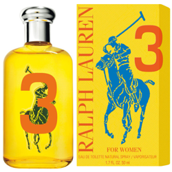 Ralph Lauren The Big Pony Woman 3 Yellow 100ml woda toaletowa [W]